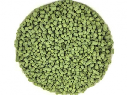 Hopfen-Pellets DH-Opal 8, 7 % alpha 100g Typ 90 Aromahopfen Bier brauen