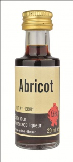 Lick abricot Aprikose 20 ml Likörextrakt Aroma Essenz Likör selber machen Liquer