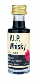 Lick vip whisky 20 ml Likörextrakt Aroma Essenz Likör selber machen Liquer