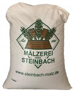 Münchner Malz Braumalz ungeschrotet 25 kg Sack Ware Bier brauen Hobbybrauer