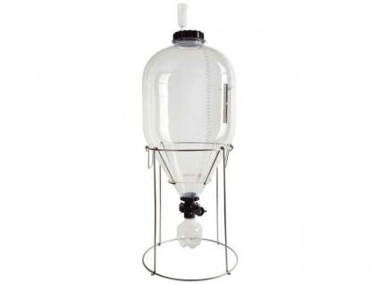 Fermentasaurus Startpaket 35 Liter Gärfass Gärbehälter konisch Bier brauen