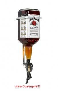 Jim Beam 4, 5 Liter Halterung Halter Flaschen Zapfanlage Wandhalterung Wandhalter