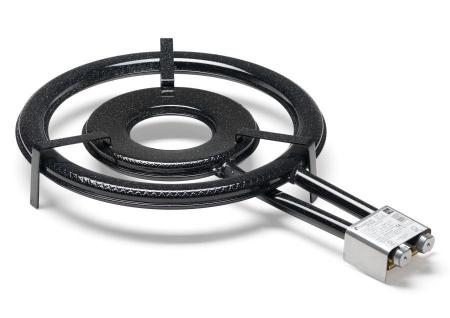 Gasbrenner Gaskocher T-500 22kw Ring Ø 50 cm für außen zum Bier brauen
