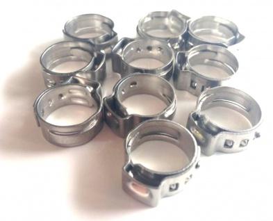 Einohrklemme Schelle Klemme 13, 3 mm 13, 3mm Zapfanlage