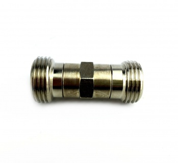Doppelnippel Doppelverbinder 2x 1/2 Zoll AG Verbinder Adapter (X)