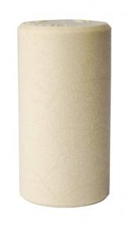 Flaschen Weinkorken Korken Kunststoff 38x22 5 Stück Wein selber machen