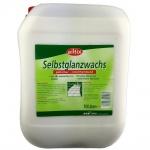 Eilfix Selbstglanzwachs 10 Liter Wachs Fußbodenpflege 10L Fußbodenreiniger
