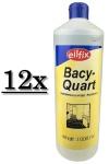 12x Eilfix Bacy Quart 1 Liter Desinfektionsreiniger desinfizieren Bier brauen