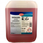10 Liter Entkalker konzentrat Kalklöser flüssig Eilfix für Kaffeemaschine Bad