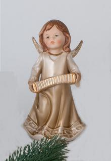 Engel Dekoengel Porzellan Schutzengel Deko Figur Skulptur Weihnachtsengel Statue