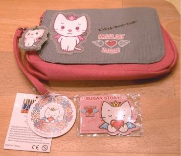 Angel Cat Sugar Kosmetiktasche Beauty Bag Hello Kitty - Vorschau 1