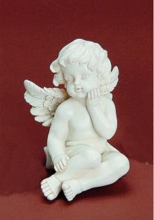 Engel Schutzengel Deko Figur Skulptur Weihnachts Statue Grabschmuck Engelfigur