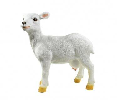 Ziege Ziegenbock Geiß Bock Widder Deko Garten Bauernhof Tier Figur Skulptur