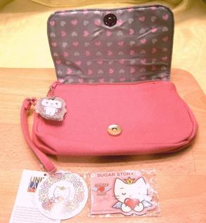 Angel Cat Sugar Kosmetiktasche Beauty Bag Hello Kitty - Vorschau 2