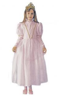 Kinder Kostüm Prinzessin Fee Kleid 8-10 J Gr. M Kinderkostüm Fasching Karneval