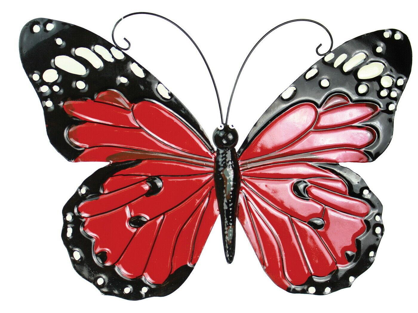 Schmetterling Metall Wandbild Wanddeko Deko Wand Hanger Tier Figur Skulptur Bild Kaufen Bei Gerhard Rapp Gmbh
