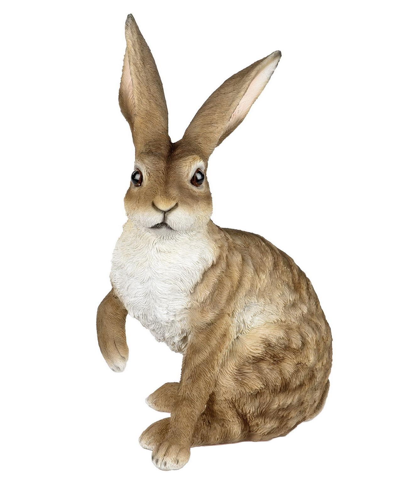 Hase Hase Hase Dekohase Kaninchen Oster Hasen Deko Garten Tier Figur Osterei Ei Skulptur 138c80