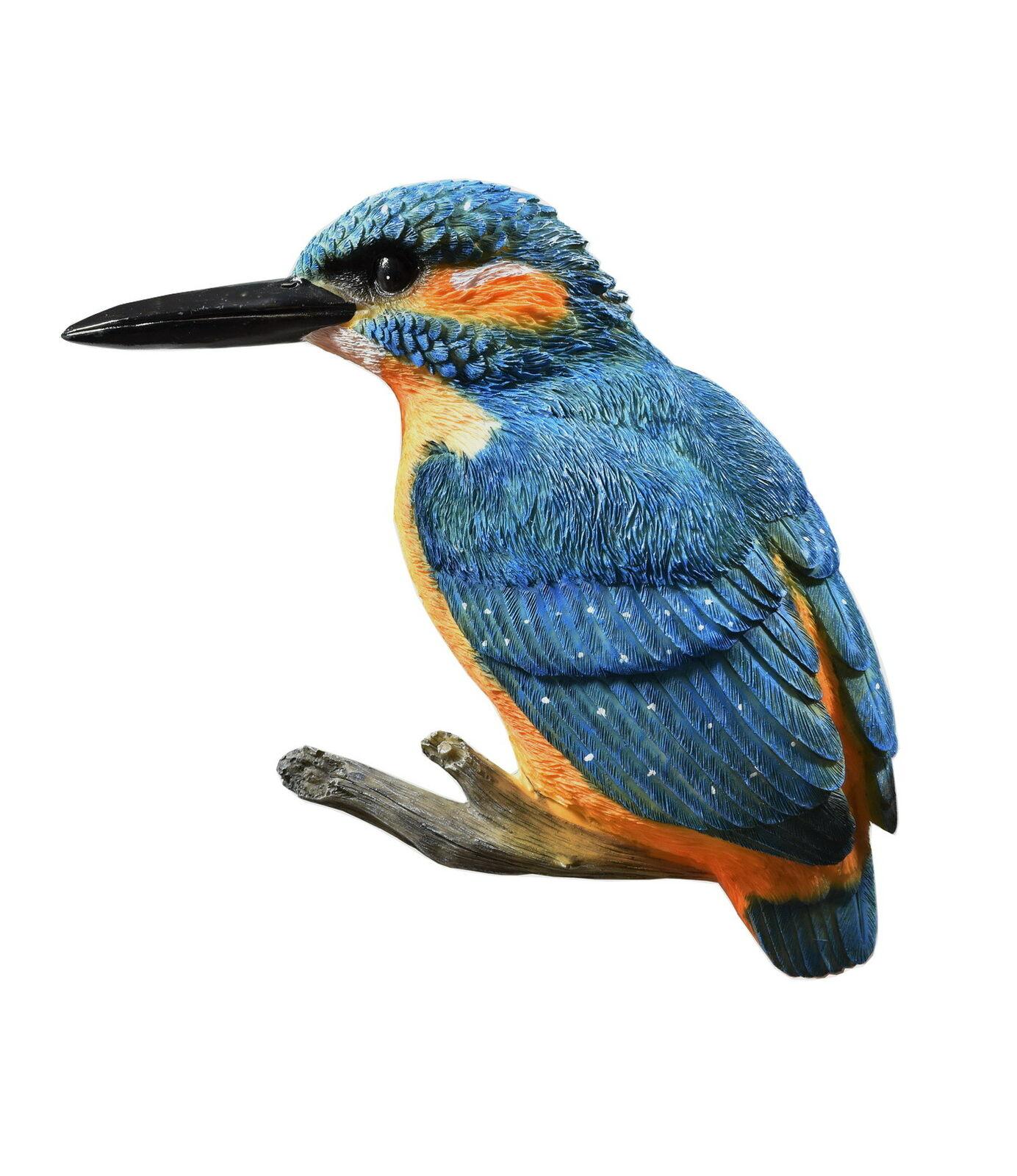 Steinfigur Vogel Vögel Gartenfigur Dekofigur Tierfigur Gartendeko Betonfigur