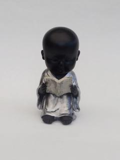 Buddha Mönch Monk Bonze Deko Thai Figur Shaolin Skulptur Statue Zen Feng Shui