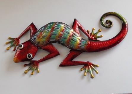 Salamander gecko eidechse g nstig kaufen bei yatego - Wanddeko eidechse ...