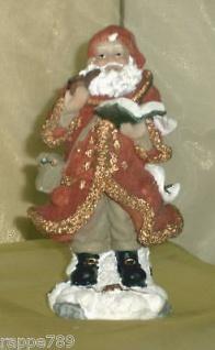 Weihnachtsmann Weihnachtsmänner Nikolaus Dekofigur