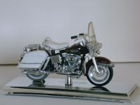 Motorrad Modell Harley Davidson FLH Electra Glide 1:18