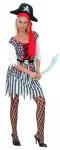 Kostüm Piratin Piratenbraut Pirat Korsarin Gr. M 38-40 Fasching Karneval