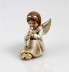 Engel Dekoengel Schutzengel Engelfigur Trompete Skulptur Weihnachts Deko Figur
