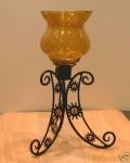Windlicht Teelichthalter Kerzenhalter Glaswindlicht
