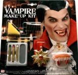 Schmink Set Dracula Vampir Monster Make Up Schminke Schminkstifte Halloween