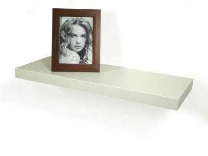 Wandboard Bobby 40cm weiß - Wandregal Regal Board Bord Wandbord