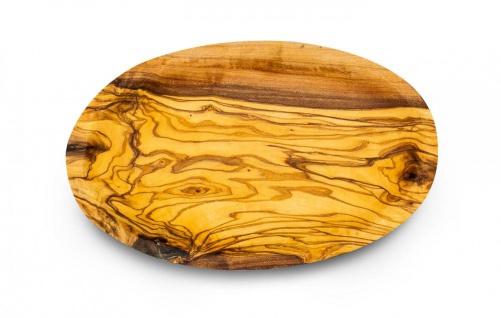 Holzschale Olivenholz ca. 20x12cm Schale Holz Tischdeko Dekoschale Natur Unikat