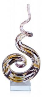 Designer Skulptur aus Glas Design Glasskulptur - Hochwertiges Unikat