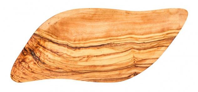 Schale ca. 22x10cm Olivenholz Dip Antipasti Snackschale Natur Unikat Deko Olivenschale