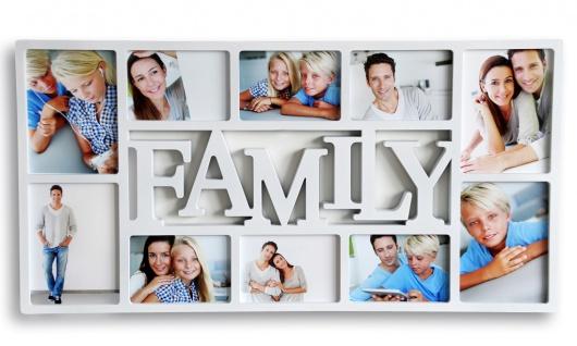 family bilderrahmen collage g nstig online kaufen yatego. Black Bedroom Furniture Sets. Home Design Ideas