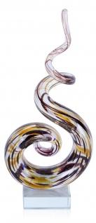 Designer Skulptur aus Glas Design Glasskupltur - Hochwertiges Unikat