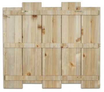 Wandbild Weltkarte 60x53cm Holz Braun 10 Klammern Bilderrahmen Schild - Vorschau 5