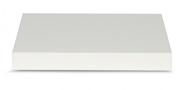 levandeo Eckregal Weiß 32x32cm Wandregal Holz Dekor Regal Eckboard Ablage - Vorschau 2