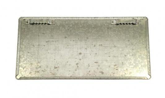 Blech-Schilder 3er Set je 18, 5 x 9 cm Sterneküche Metall Schild Wanddekoration - Vorschau 5