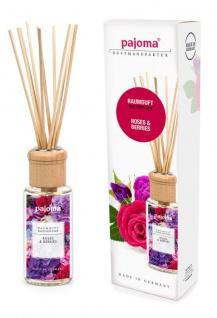 Raumduft 100ml Roses Berries Lufterfrischer Duftstäbchen Raumerfrischer Geschenk