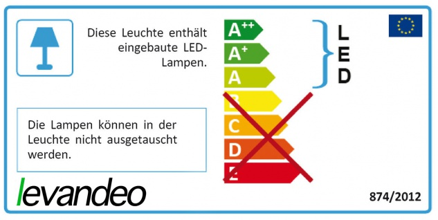 2er Set LED Wandbilder je 40x40cm Kerzen Tablett Dekoration Leinwand 4