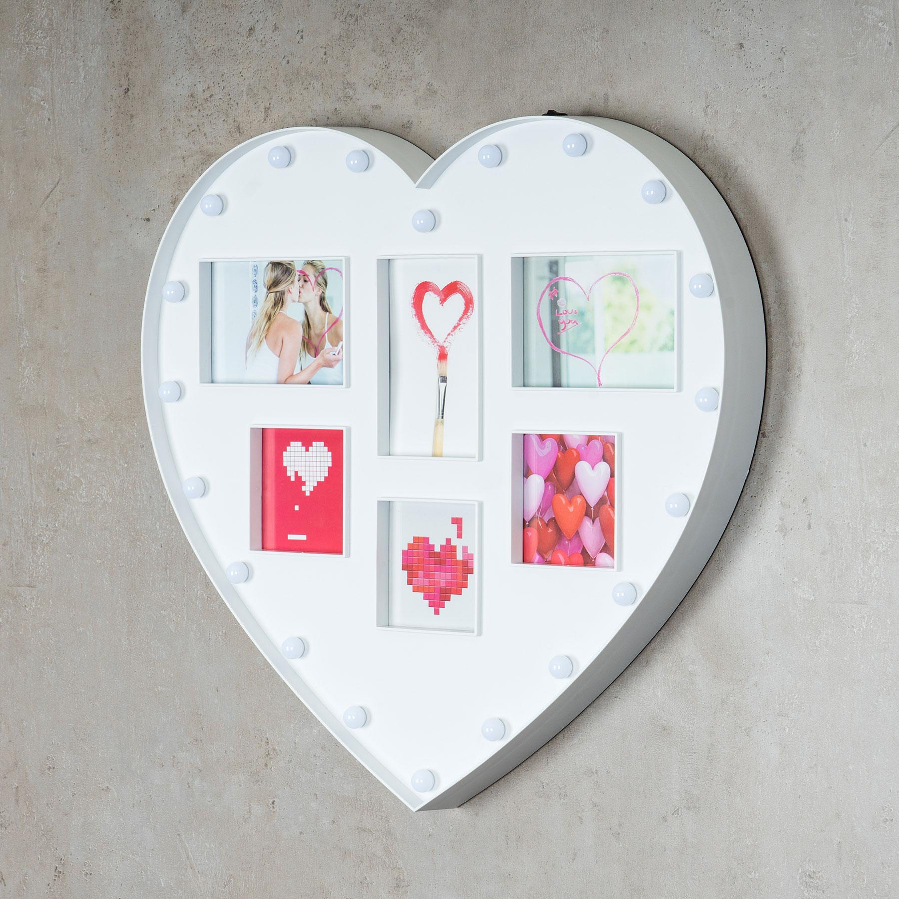 Berühmt Herz Bilderrahmen Vorlage Fotos - Rahmen Ideen ...