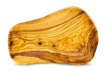 Holzschale ca. L30cm Schale Holz Olivenholz Dekoschale Natur Unikat Tischdeko