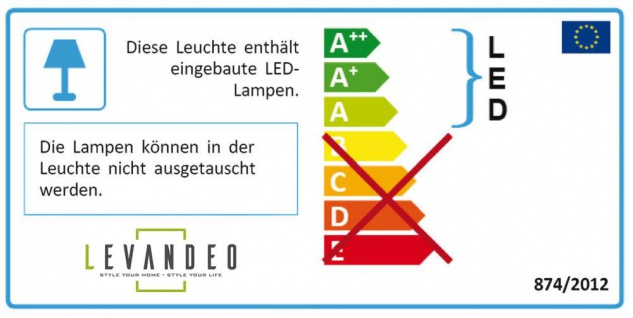 2er Set LED Glühbirne Sukkulenten H19cm Grün Deko Lampe Kunstpflanze Tischdeko - Vorschau 5
