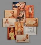 Fotogalerie Transparent 10 Fotos 3D Effekt Bilderrahmen Fotocollage
