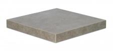levandeo Eckregal Beton 32x32cm Wandregal Holz Dekor Regal Eckboard