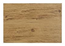4teiliges hochwertiges Platzset 4er in Eiche braun Holzoptik Tischset