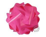 IQ Puzzle Lampe pink M 24cm Retro Designer Hängelampe Deckenleuchte