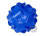 IQ Puzzle Lampe blau M 24cm Retro Designer Hängelampe Deckenleuchte