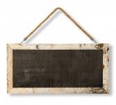 Kreidetafel 79 x 38 cm inkl. Kreide Tafel Holz Birke Memoboard Memo Natur
